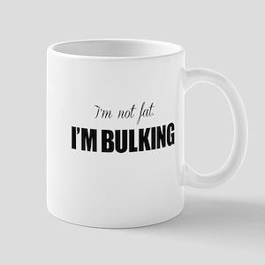 I'm Bulking Script Mug