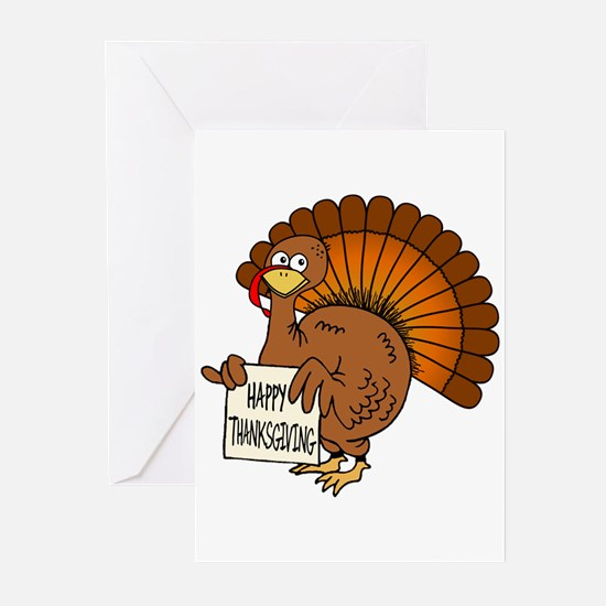Happy Thanksgiving! Greeting Cards (Pk of 10)