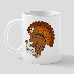 Happy Thanksgiving! Mug