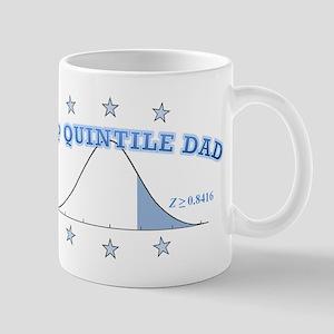 Top Quintile Dad Mug