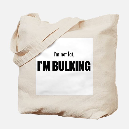 I'm Builking Tote Bag
