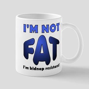 Kidnap Resistant Funny Mug