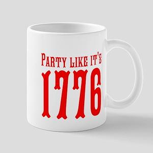 Party Like Its 1776 Mug