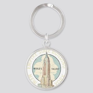 Empire State Keychains