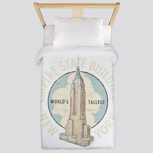 Empire State Twin Duvet