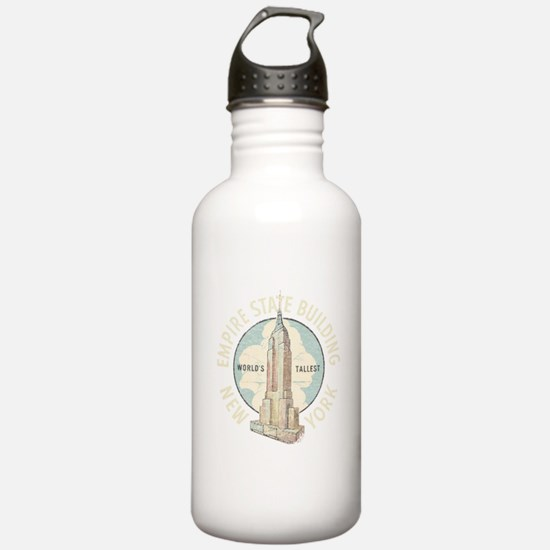Empire State Water Bottle