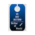 Writer At Work Do Not Disturb Magnet 10 pack