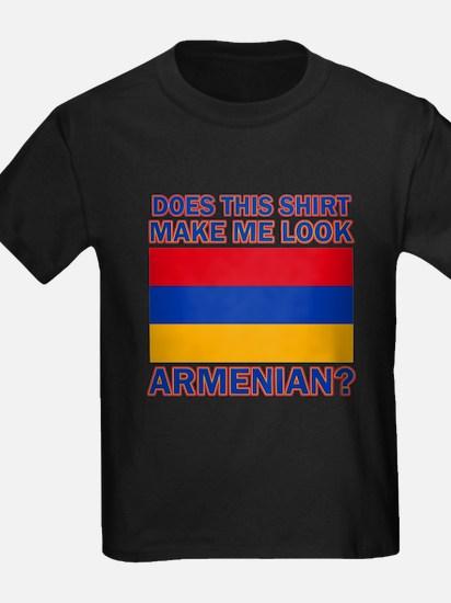 Armenian flag designs T