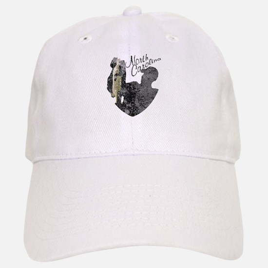North Carolina Fishing Baseball Baseball Baseball Cap