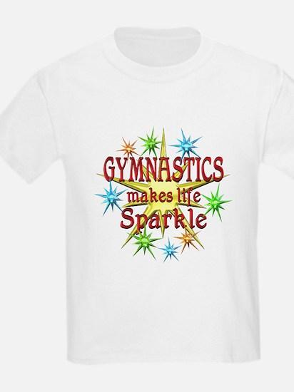 Gymnastics Sparkles T-Shirt