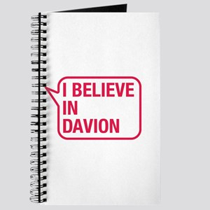 I Believe In Davion Journal