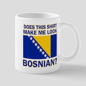 Bosnian flag designs Mug