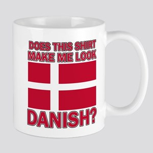 Danish flag designs Mug