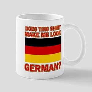 German flag designs Mug