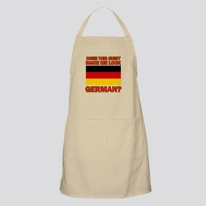 German flag designs Apron