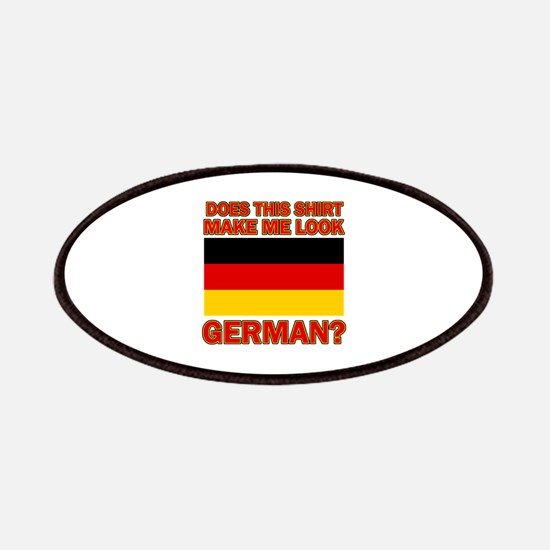 German flag designs Patches