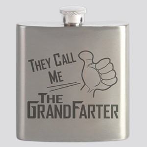 The Grandfarter Flask