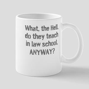 Law School Mugs