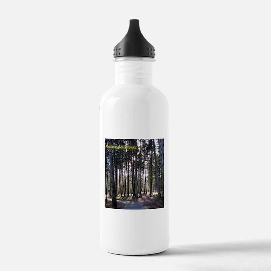 Morning has broken... Water Bottle