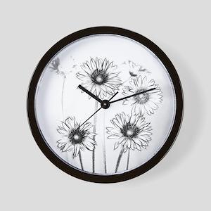 FotoSketcher image Wall Clock
