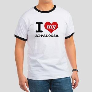 I love my Appaloosa Ringer T