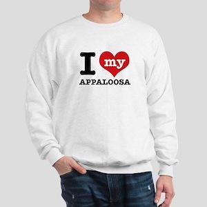 I love my Appaloosa Sweatshirt