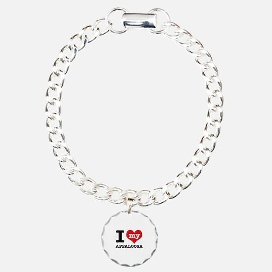 I love my Appaloosa Bracelet