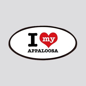 I love my Appaloosa Patches
