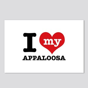 I love my Appaloosa Postcards (Package of 8)