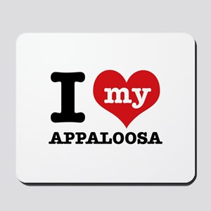 I love my Appaloosa Mousepad