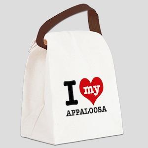 I love my Appaloosa Canvas Lunch Bag