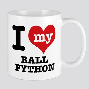 I love my Ball Python Mug
