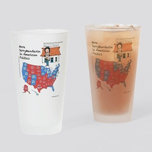 More GOP Gerrymandering Drinking Glass