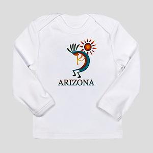Arizona Kokopelli Long Sleeve T-Shirt