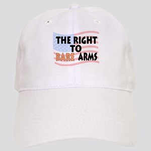 The Right To Bare Arms Baseball Cap