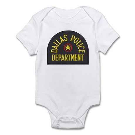 Dallas Police Infant Bodysuit