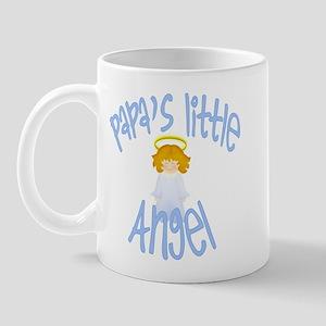 Papa's Little Angel Mug