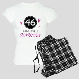 46th Birthday Gorgeous Women's Light Pajamas