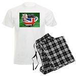 Tea Cup Piggies pajamas