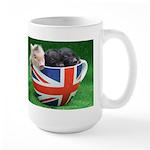 Tea Cup Piggies Mug