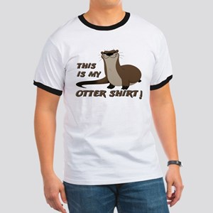 This Is My Otter Shirt Funny T-Shirt