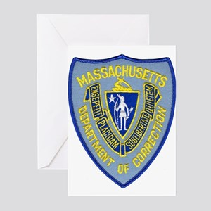 Mass Corrections Greeting Cards (Pk of 10)