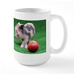 Peach as a Pig Mug