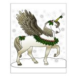 Holly Pegacorn! Winter Small Poster