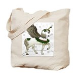 Holly Pegacorn! Winter Tote Bag