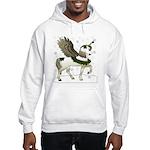 Holly Pegacorn! Winter Hooded Sweatshirt