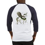NEW! (Design on Back) Baseball Jersey