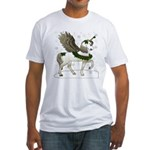Holly Pegacorn! Winter Fitted T-Shirt