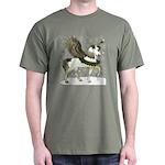 Holly Pegacorn! Winter Dark T-Shirt