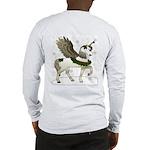 NEW! (Design on Back) Long Sleeve T-Shirt